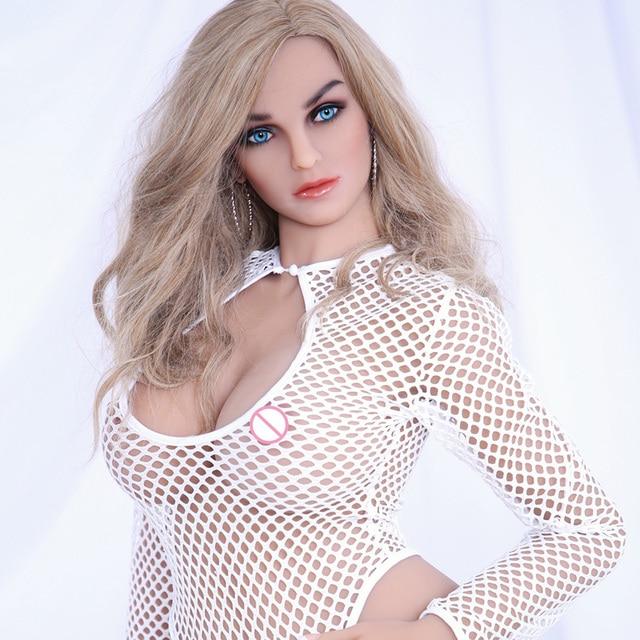 Muñecas sexuales de silicona TPE de 148cm, senos regordetes con esqueleto realista, Vagina, coño para hombres, adultos, muñeca de amor
