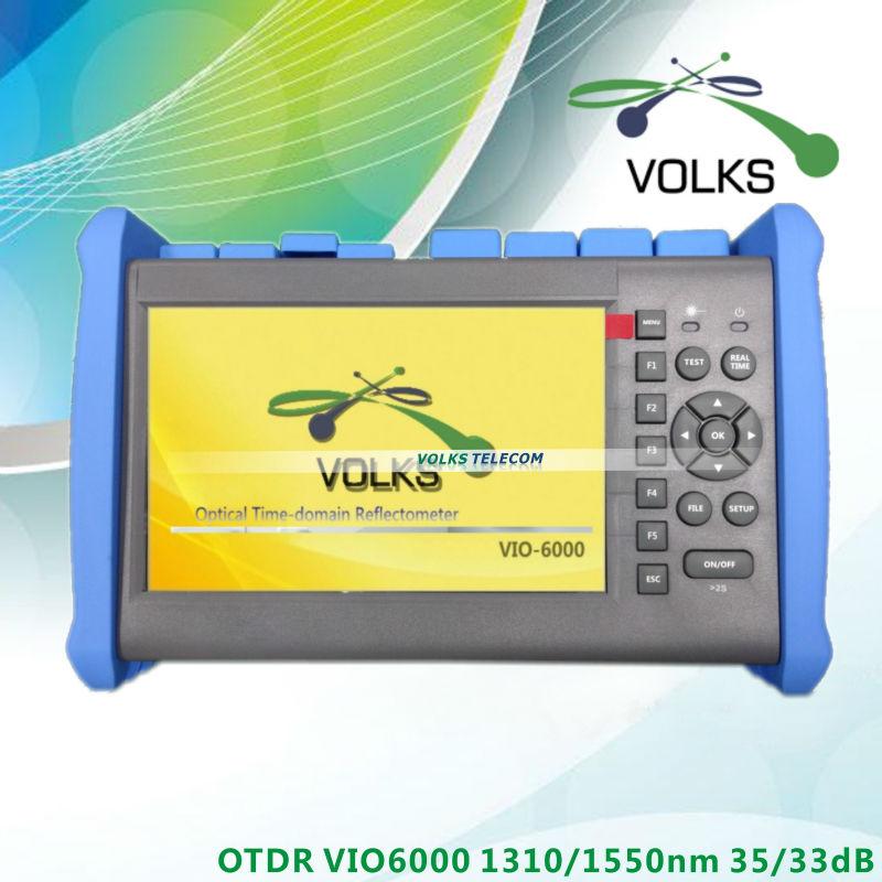 FTTH OTDR VIO6000 1310nm/1550nm1625nm 40/38/38dB mit fliter