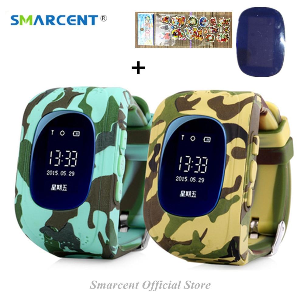 SMARCENT Original Q50 G36 GPS Kids Safe Smart Watch SOS Call Locator Tracker Anti Lost Smartwatch