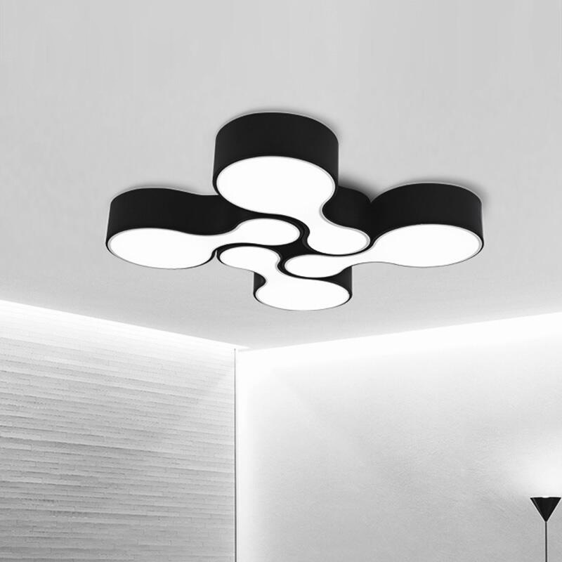 luminaria de teto lampy sufitowe quarto modernas lampy 03
