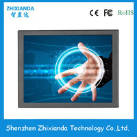 8 Inch Desktop Resistive Touch Screen Monitor