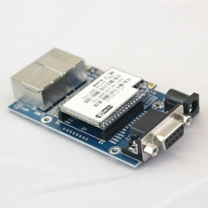 "Image 5 - משלוח חינם סידורי wifi Ethernet wifi מודול RS232/RS485 מודול HLK RM04 startkit. רוצה טוב באיכות. אנא לבחור בארה""ב"