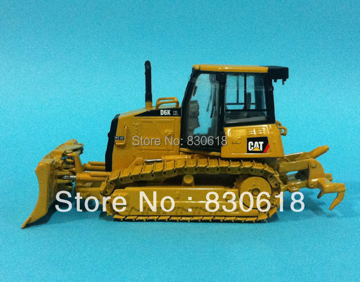 Norscot Caterpillar Cat D6K XL Track Type Tractor 55192 1:50 DieCast Model Construction vehicles toy