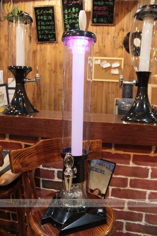 Ev ve Bahçe'ten Diğer Bar Aksesuarları'de 2.2 Litre Zar Oyunu LED Buz Tüpü ile Bira Kulesi Dağıtıcı BTB6G'da  Grup 1
