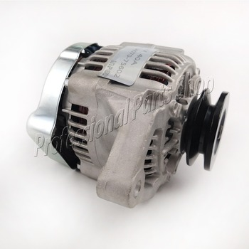 חדש אלטרנטור עבור קובוטה L2900 L3130 L3300 M4700 M4900 M5700 34070-75602