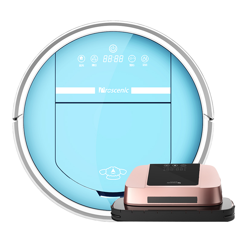Rub Combination Sweeping Robot Mop Vacuum Cleaner Rub Floor Household Fully Automatic Mute Sweep Set behrens 412w 12 qt combination round mop bucket with wringer