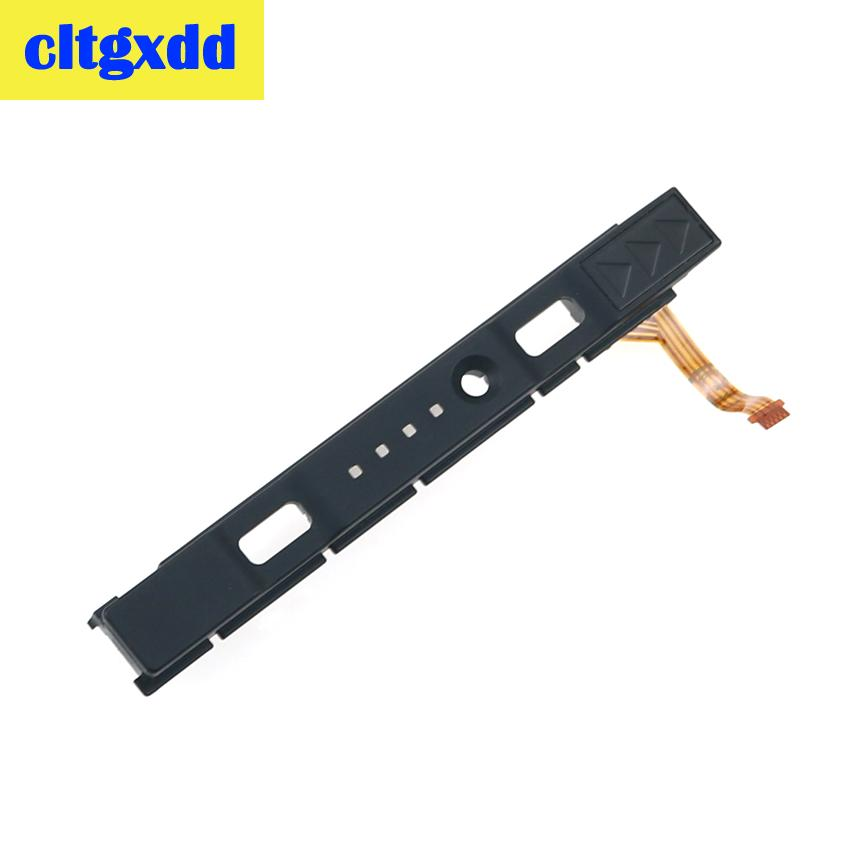 Cltgxdd Console L R Slide Left Right Sliders Railway Replacement For Nintend Switch NS Joy Con Controllers Left And Right Rail