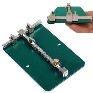 Image 3 - Mobile Phone Board Repair Fixture PCB Holder Work Station Platform Fixed Support Clamp Steel PCB Board Soldering Repair Holder