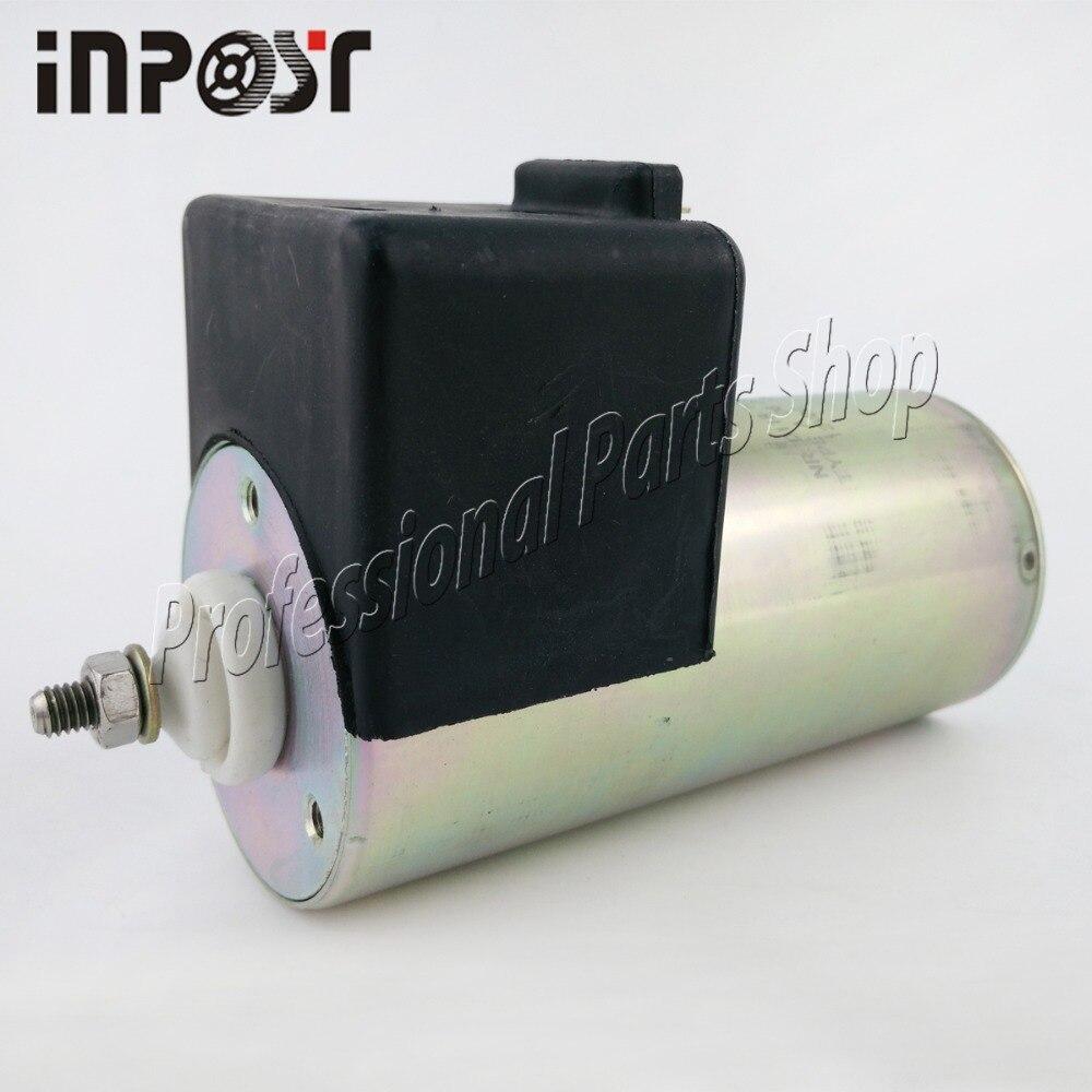 01181663 12V Fuel Solenoid For Deutz Engine F4L912 FL912 BF4L913 F4L913 BF6L913 01180813 01183253