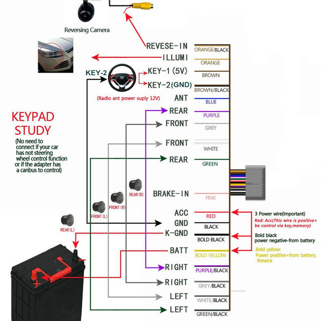 Hyundai ix35 wiring diagram diy wiring diagrams online shop power adapter wiring harness for klyde kia k2 k3 k5 k7 rh m aliexpress com hyundai elantra wiring diagram hyundai elantra wiring diagram cheapraybanclubmaster Images