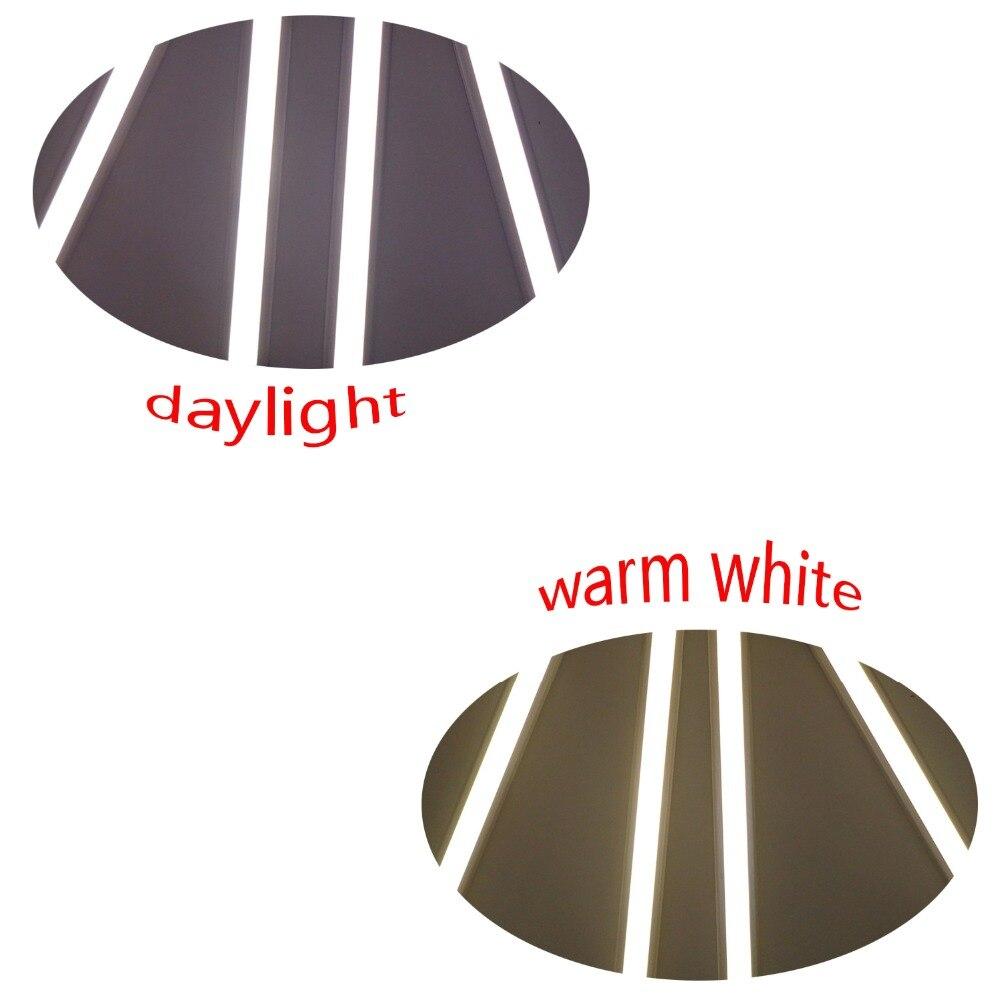 Luzes Led Bar dmxy 3 pçs/set smd 2835 Utilização : Iluminação Interna