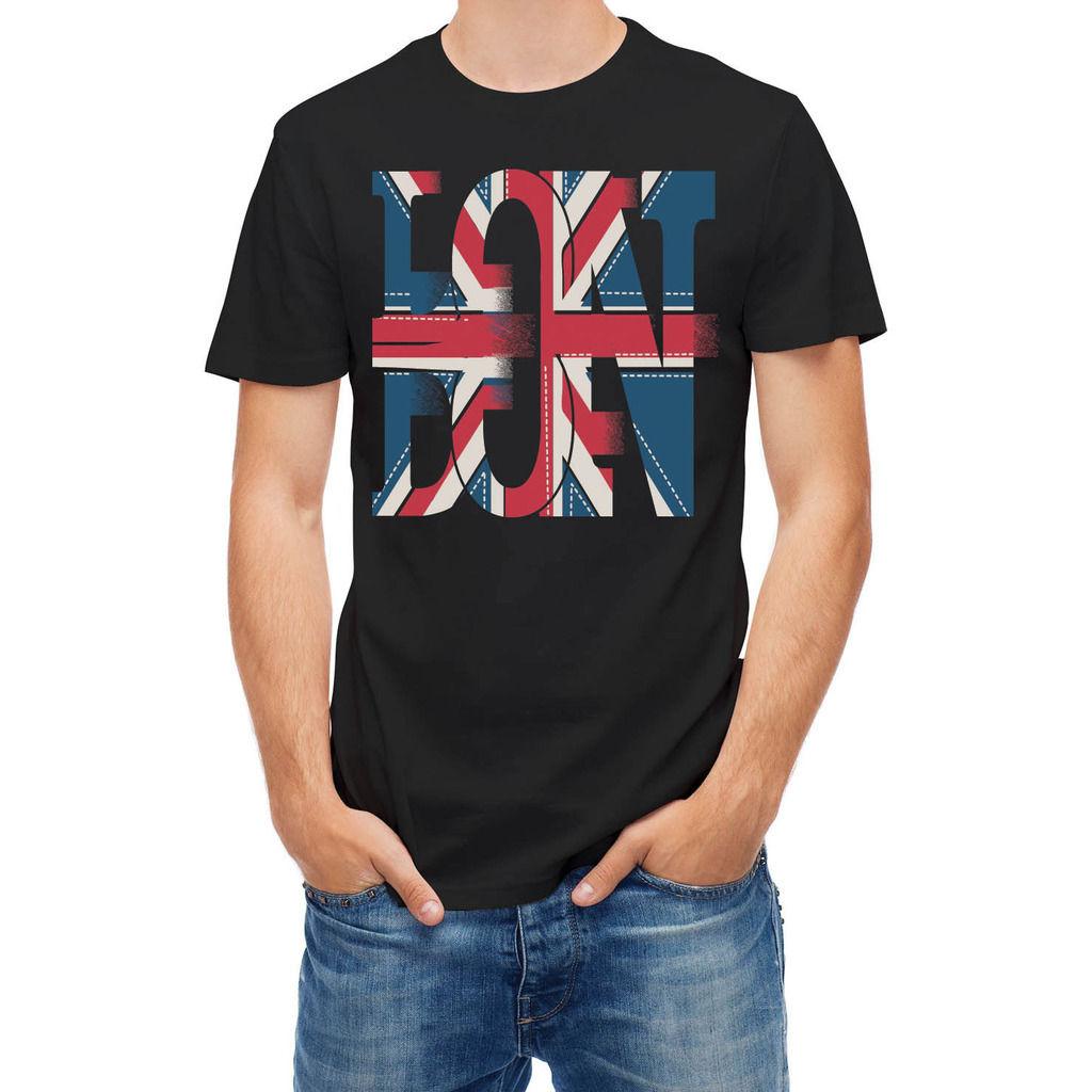Shirt design london ontario - T Shirt London Uk Flag New 2017 Hot Summer Casual T Shirt Printing T Shirt