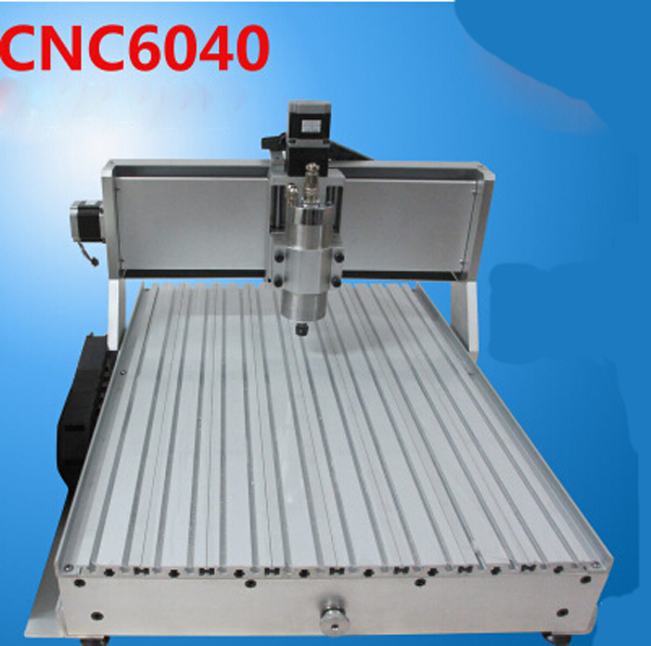 AMAN 6040 1,5 kW vízhűtéses orsó CNC gravírozó gép mini cnc - Famegmunkáló berendezések - Fénykép 1