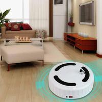 Intelligent Robotic Vacuum Cleaner Automatic Mini Sweeping Machine JUNE19