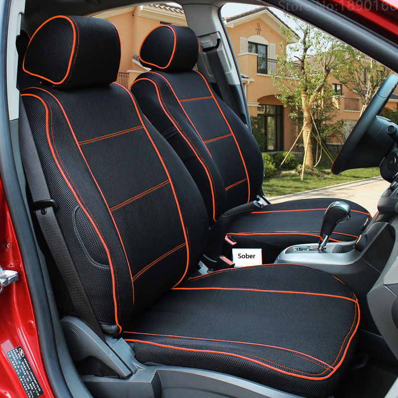 Special Breathable Car Seat Cover For Honda CRV XRV Odyssey Jazz City crosstour S1 CRIDER VEZEL Accord auto Stickers 3 28 kalaisike leather universal car seat covers for honda all models crv xrv odyssey jazz city crosstour civic crider fit accord