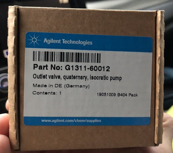 For Agilent G1311 60012 Outlet Valve|Floppy Drives| |  - title=