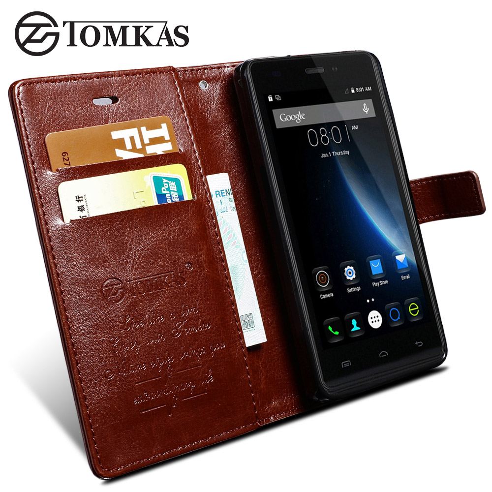 Cover Case For Doogee X5 Max / X5 Max Pro Flip PU Leather Wallet Case For Doogee X5 Max Pro With ...