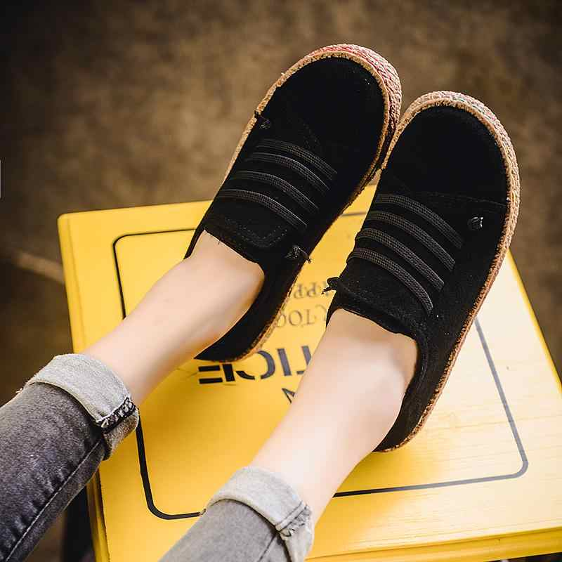 2019 women flat shoes comfortable Slip on ladies shoes Moccasins Women Casual Shoes Female Loafer Shoes Women Plus size 42