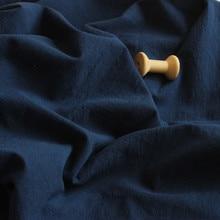 Linen crepe fabric fabric shirt cloth