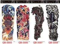 HOT Stijl tchdreaeamcr Wolf Tijdelijke Tattoo Stickers Voor Vrouwen Body ARt Arm Flash