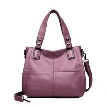 YILIAN2019 new single-shoulder bag fashion oblique large-capacity soft skin lady s3906