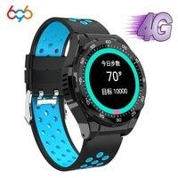 696 M15 4G smart watch waterproof smartwatch heart rate monitor pedometer music player wearable watch with wifi GPS Bluetooth