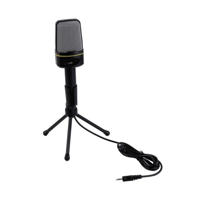 3.5 мм Проводной Студия Емкостный Подключи и Играй Микрофон SF-920 Для Компьютера Wholeslae