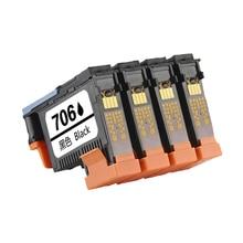 einkshop 706 Print Head Replacement For HP DesignJet D5800 Printhead F9J49A Printer