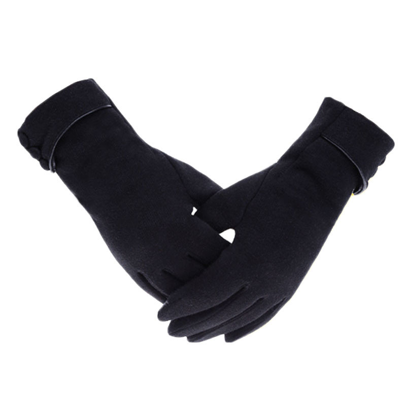 Moisture Absorbing Touch Screen for Women Gloves with Good Elastic and Windproof Property Suitable for Outdoor Cycling and Hiking in Winter 13