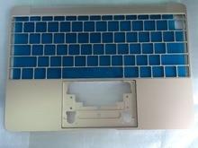 Original New A1534 Gray Top Case for Macbook 11′ Rose Gold C case 2015-2016 Sliver Gold Case