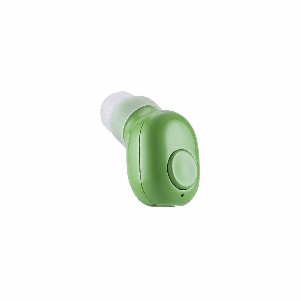 Bluetooth Single Earphone Super Mini Bluetooth 4.0 Headphone Stealth Car Calls Portable Headphone Business Headset