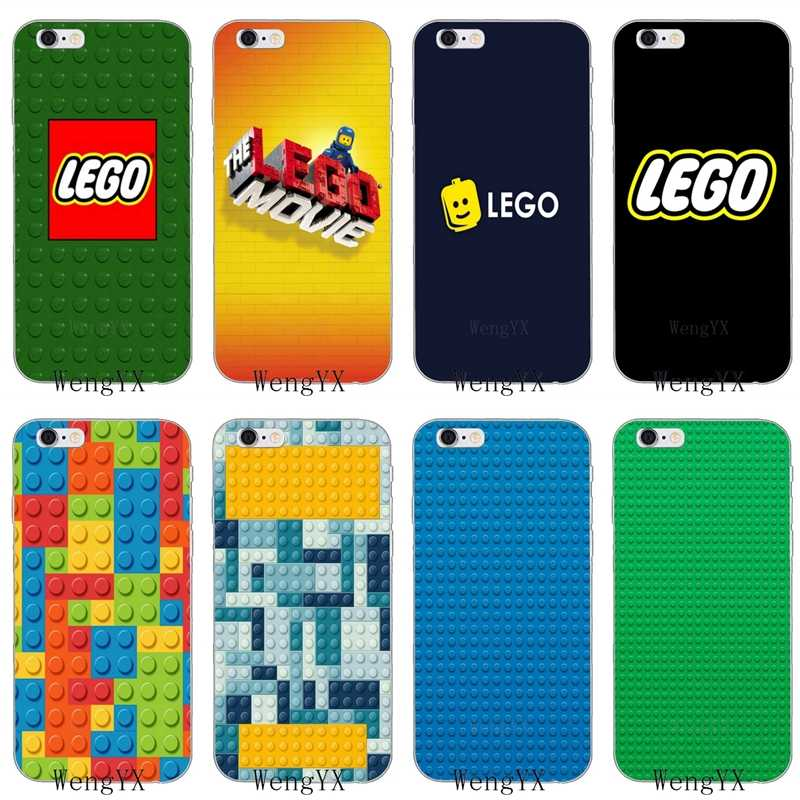new product b6e5c 12a81 Detail Feedback Questions about luxury Lego Logo Slim silicone Soft ...