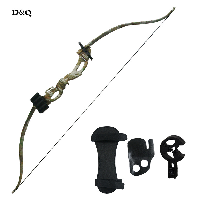 Archery Compound Recurve Bow Set Kit for Youth Children Outdoor Sport Games Hunting Shooting Practice Slingshot Bow Camo Black compound bow accesories tp1000 archery hunting compound bow slingshot