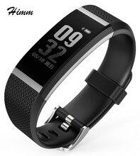G18 спортивный браслет Фитнес 0.96 дюйма pmoled полный сенсорный оптический сердечный ритм SportBand ip67waterproof пульт дистанционного управления камерой