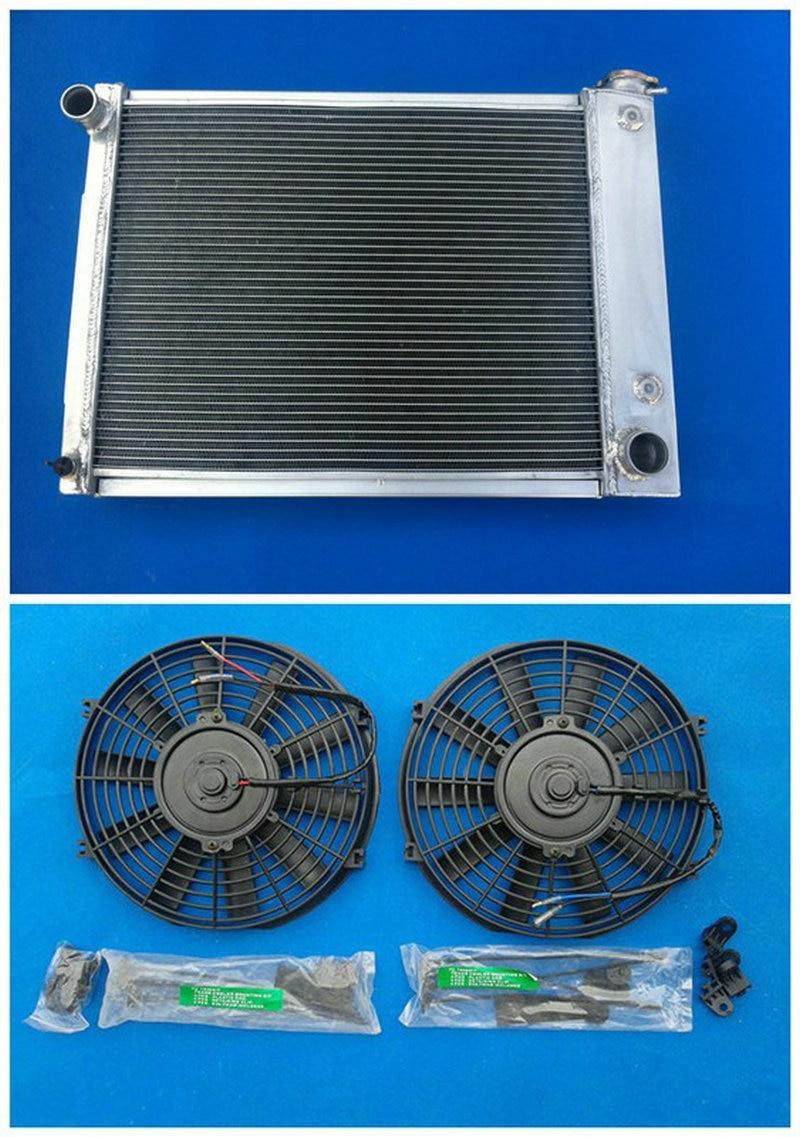 Radiator Fan w//Motor for Pontiac Firebird Trans Am Chevy Camaro 5.7L