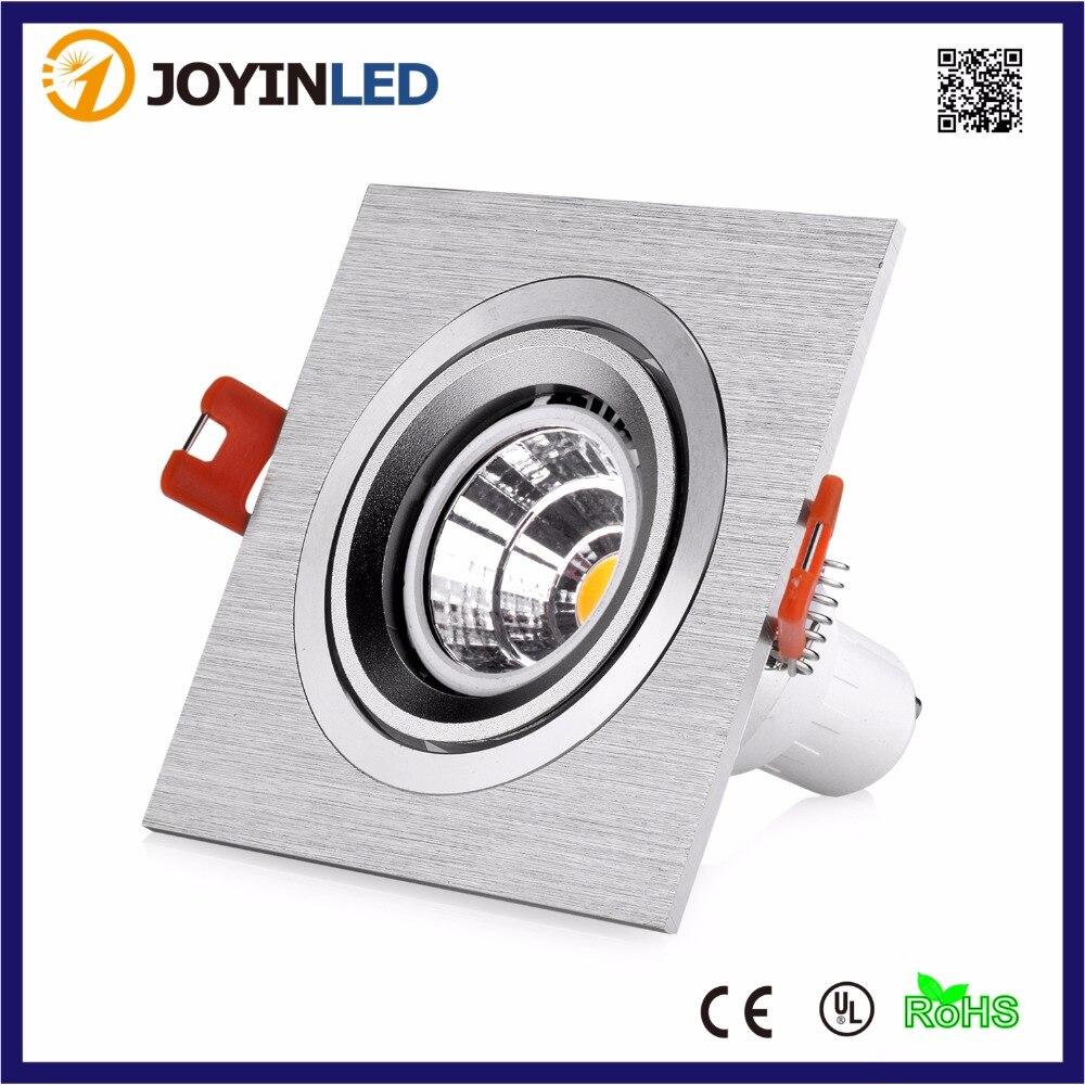 10pcs led spotlight lamp holder gu10 mr16 lighting downlights spot light fixture halogen gu5 3. Black Bedroom Furniture Sets. Home Design Ideas