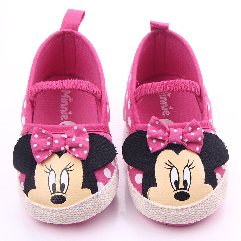 Baby Girl Shoes Infant Toddler First Walkers Soft Sole ...