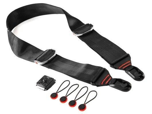 Peak Design Slide Sling neck Shoulder Strap Quick-connectors black for Canon Nikon pentax Sony fuji dslr camera