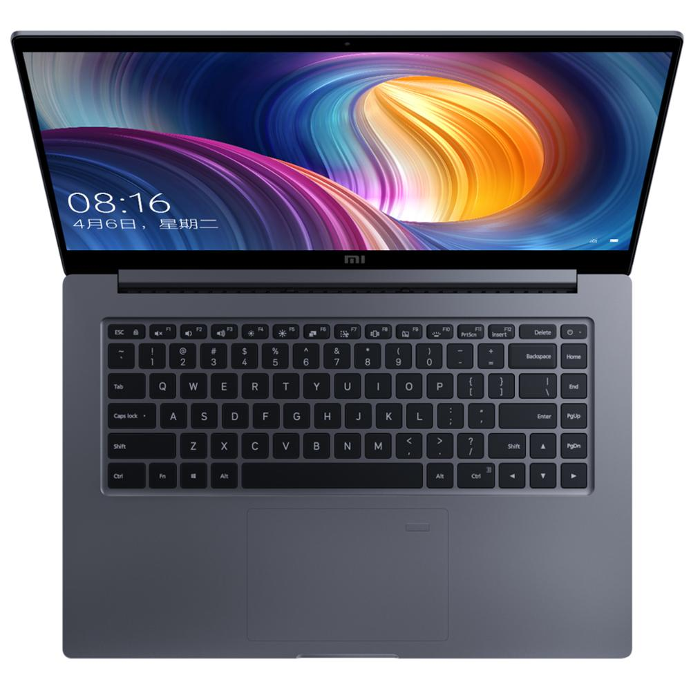 Xiao mi mi Notebook Pro 15,6 Zoll GTX 1050 Max-Q Intel Core i7 16G/i5 8G CPU NVIDIA 4GB GDDR5 Laptop Fingerprint Windows 10