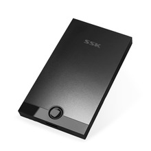 USB 3.0 Hard Drive Enclosure 2.5-inch SATA Hard Disk Serial hard drive Box External High Quality with Retail Package SSK SHE085