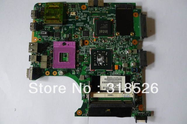 For H*P Compaq 6530s 6730s 6830S  Motherboard 501354-001, 100% Tested and guaranteed in good working condition!!