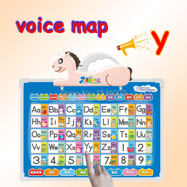 Flip Charts Chinese Language Children Toys Map Kids Characters - Chinese language chart