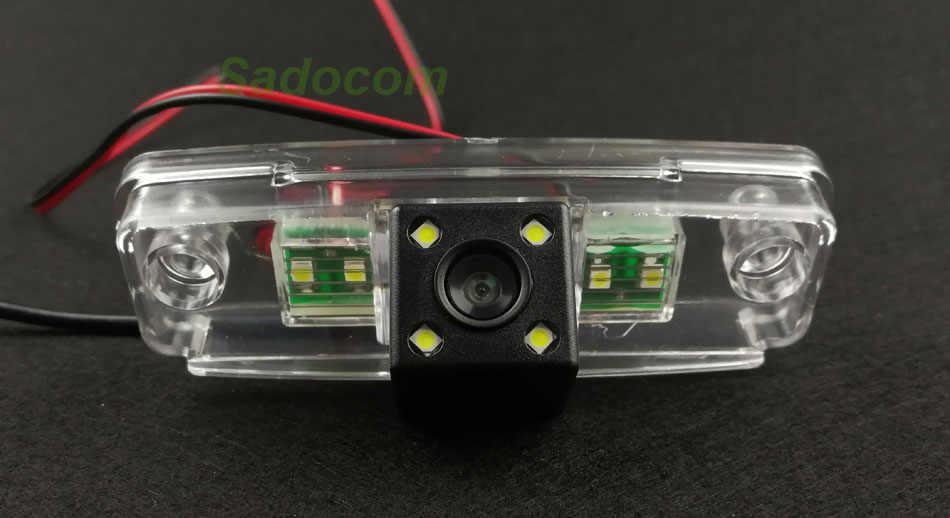 Автомобильная CCD камера ночного видения резервная камера заднего вида Парковка для Subaru Forester Outback 2008 2009 2010 2011 2012 Impreza Sedan Legacy 2
