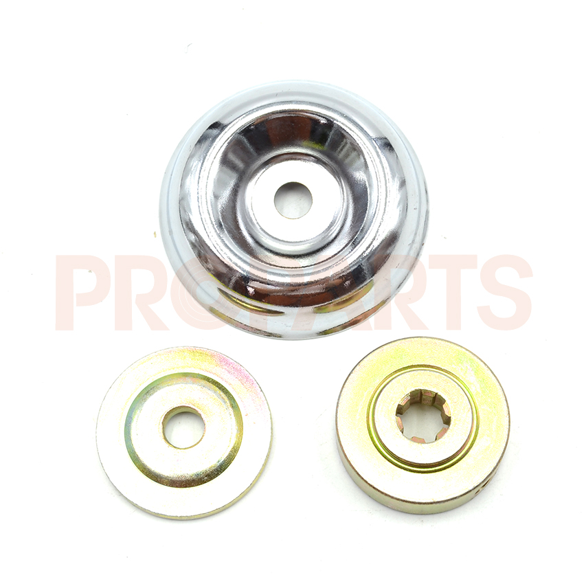 Aftermarket Brush Cutter Parts Gear Box Protector Plate,Brush Cutter Blade Holder brush cutter spare parts 3 teeth blade made in china