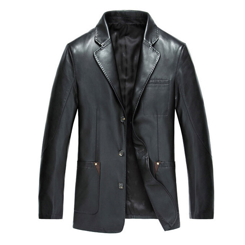 Online Get Cheap Suit Leather Jacket -Aliexpress.com | Alibaba Group