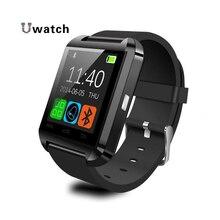 U8 Bluetooth Smart Uhr Unterstützung Trinken Uhr MTK Freisprech Digitalen Smartwatch Für Iphone xiaomi Sumsung Android PK U80 GT08 DZ09