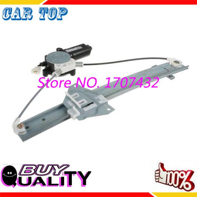 Alta qualidade frete grátis para Mitsubishi Montero 95-00 Traseira Esquerda Driver Regulador Da Janela Com Motor MR135167