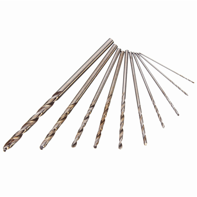 Micro Hand Drill Bit Aluminum Alloy with Keyless Chuck