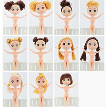 7inches / 18cm New Doll Naked DIY for Barbietoy girl gift