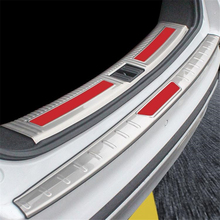 Modified Decorative Rear Panels Trunk Foot Pedal Exterior Dashing Car Styling Trim Parts 18 19 FOR Morris Garages MG RX5